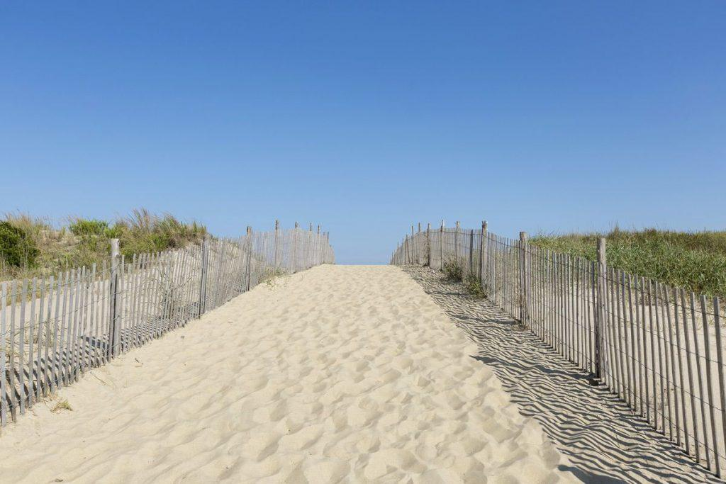 Souther Delaware's Beautiful Beaches